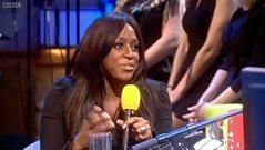 Mica Paris Interview On Weekend Wogan