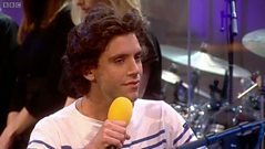 Mika Interview On Weekend Wogan