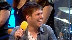 Scouting For Girls interview on Weekend Wogan.