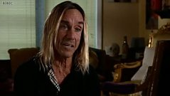 Iggy Pop tells us what it takes to be a front man
