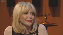 Jools Holland interviews Hole's Courtney Love