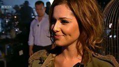 Cheryl Cole at Big Weekend