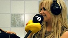 Pixie Lott Bath Interview