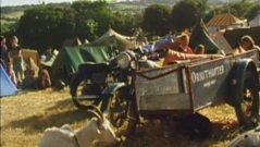 Glastonbury 1984: The year Fela Kuti played