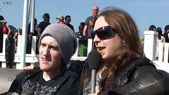 Mike Davies chats to Bullet For My Valentine at Download Festival 2010