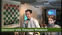 Vampire Weekend talk to Lauren Laverne