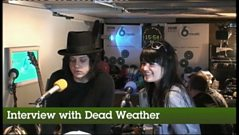 Gideon Coe talks to The Dead Weather