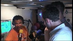 Craig Charles talks to Editors
