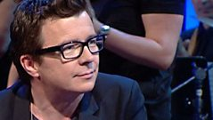 Weekend Wogan - Rick Astley on the ups and downs of success.