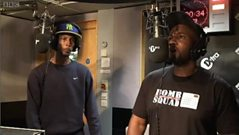 Newham Generals freestyle for Cameo