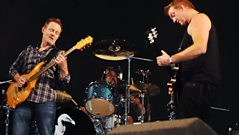 Reading 2009: Them Crooked Vultures