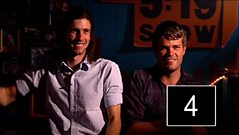 3Oh!3 on Masterbrain