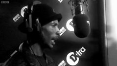 D Double E live freestyle for Semtex