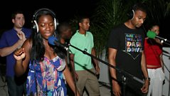 Ayia Napa MC session for Mistajam and Cameo Part 1 of 3