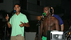 Ayia Napa MC session for Mistajam and Cameo Part 2 of 3