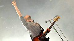 Delphic - NME/Radio 1 Stage