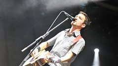 Frank Turner - NME/Radio 1 Stage