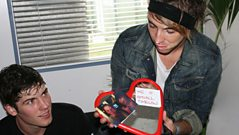 Radio 1 - 'Reading Presents' - All Time Low
