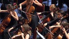 Prom 62: Bruckner Symphony no. 9 (excerpt)