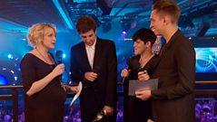 Mercury Prize winners The xx speak to Lauren Laverne