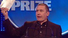 Jools Holland announces the 2010 Mercury Prize