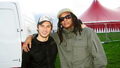 D&B with Bailey - Andy C Interview at Sanctuary Festival 2010