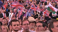 BBC Proms 2010: Last Night of the Proms - Jerusalem