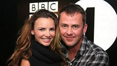LIVE CAM: Nadine Coyle is engaged!