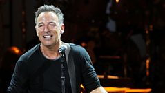 Bruce Springsteen on songwriting and supermarkets