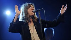 Patti Smith on songwriting, poetry and improvisation
