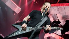 Metallica on their 9th album Death Magnetic and Producer Rick Rubin