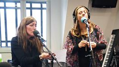 Rumer performs live for Children in Need