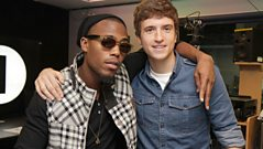 LIVE CAM: B.o.B talks 1Xtra Live and plays The Square