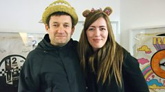Paul Heaton and Jacqui Abott live for Children in Need