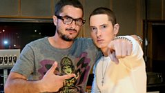 Eminem on creating Slim Shady, D12 and meeting Dr Dre