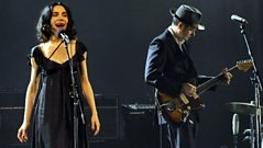 PJ Harvey and John Parish on songwriting