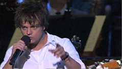 BBC Proms 2010: Jamie Cullum with 'Don't Stop the Music'