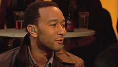 John Legend - Interivew