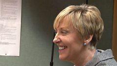 Majella O'Donnell on Daniel O'Donnell