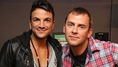 Peter Andre and Scott: A total bromance!