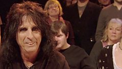 Alice Cooper chats to Jools Holland
