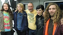 Ty Segall in session for Marc Riley
