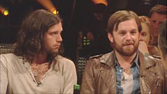 Kings Of Leon chat to Jools Holland
