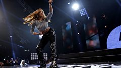 Tinashe - Pretend at 1Xtra Live 2014
