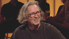 Eric Clapton Interview