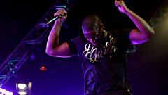 Lethal Bizzle - Flutes at 1Xtra Live 2014
