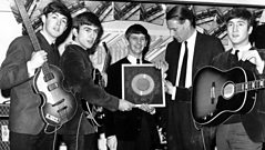 George Martin talks about some classic Beatles recordings