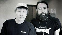 Daniel P Carter meets Iron Maiden