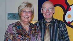 Sylvia Hanna and George Wilson at Hugo Duncan's Ballroom of Romance