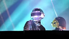 Daft Punk talk about their experimental film 'Electroma'
